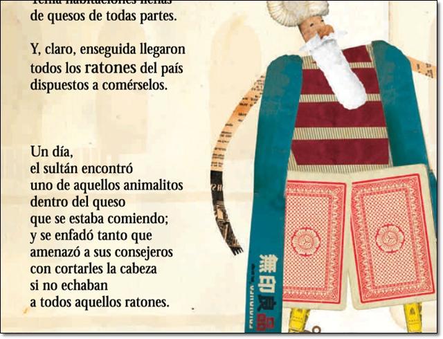 EL SULTAN Y LOS RATONES